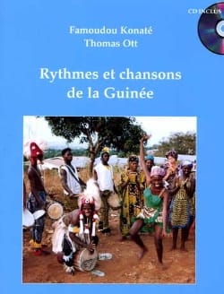 Rythmes Et Chansons de la Guinée - laflutedepan.com