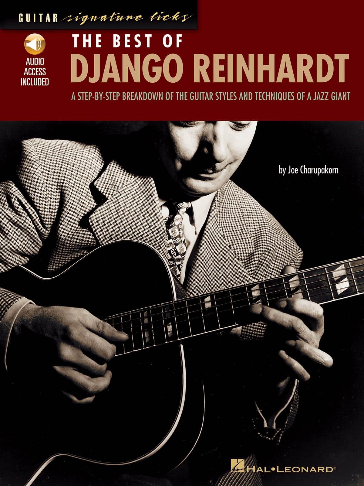 The Best Of Django Reinhardt - Django Reinhardt - laflutedepan.com