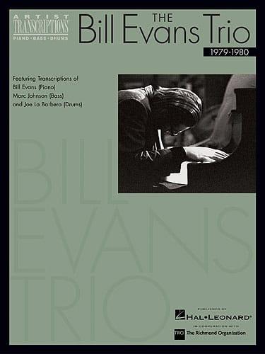 Bill Evans - The Bill Evans Trio - 1979-1980 - Partition - di-arezzo.com