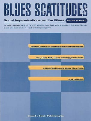 Bob Stoloff - Escalas de blues - Partition - di-arezzo.es