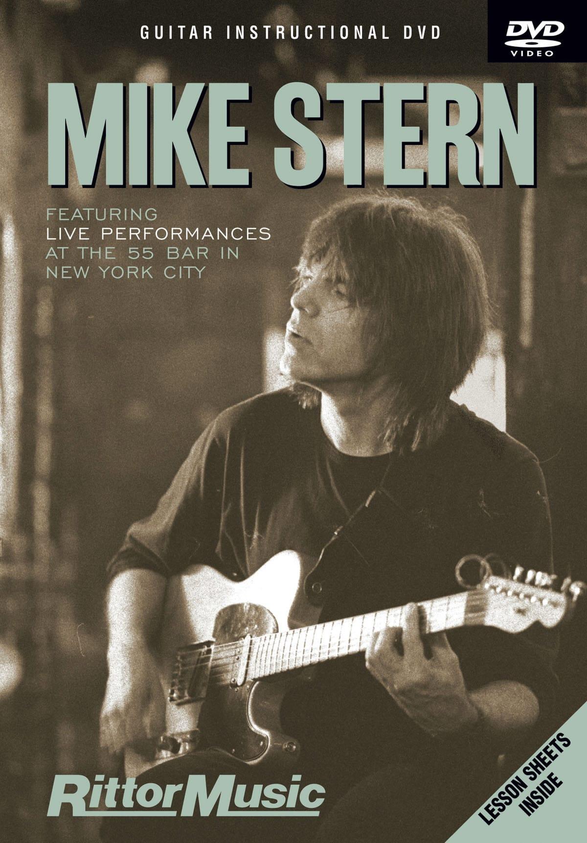 DVD - Live Performances - Mike Stern - Partition - laflutedepan.com