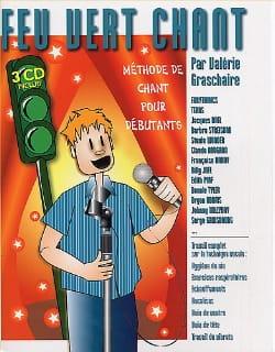 Feu Vert Chant - Valérie Graschaire - Partition - laflutedepan.com