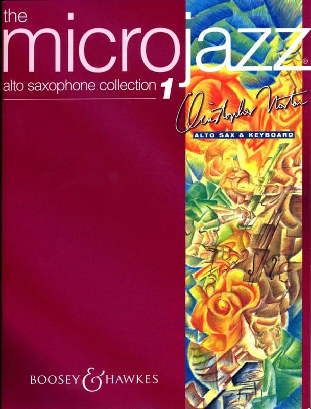 Christopher Norton - Microjazz para la colección de saxofón alto 1 - Partition - di-arezzo.es