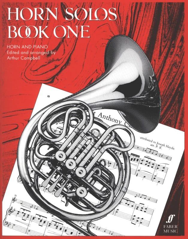 Horn Solos Book One - Partition - Cor - laflutedepan.com