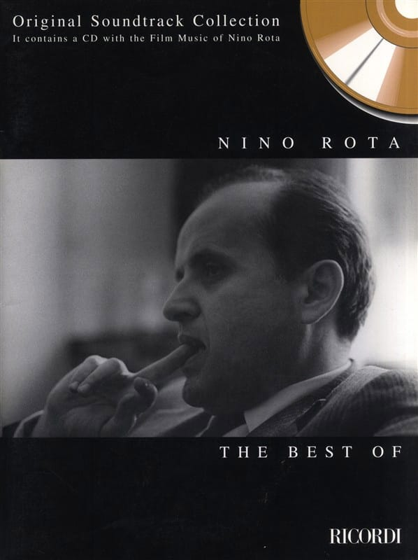 The Best Of - ROTA - Partition - Musique de film - laflutedepan.com