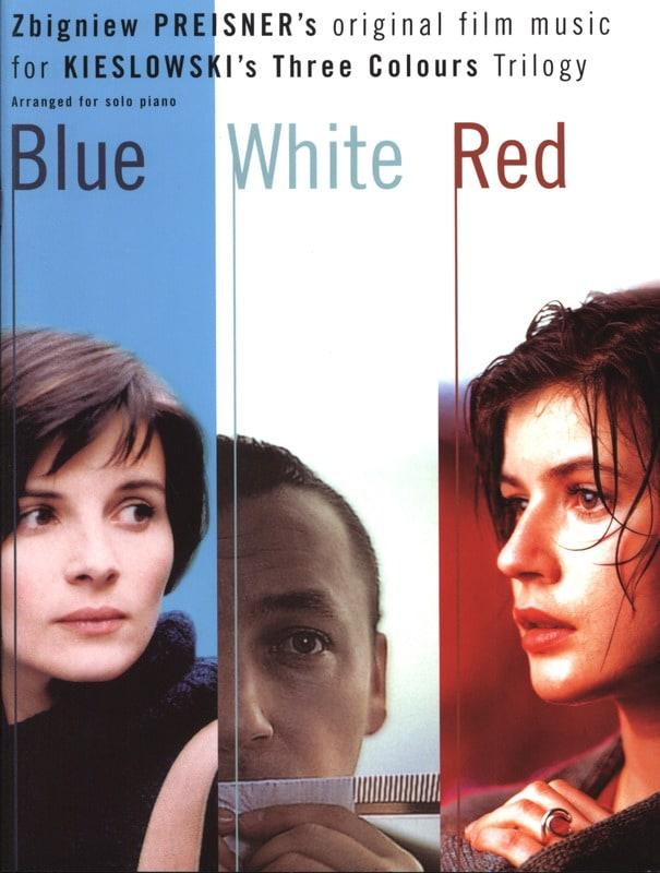 Blue / White / Red - Zbigniew Preisner - Partition - laflutedepan.com