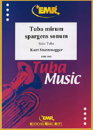 Kurt Sturzenegger - Tuba Mirum Spargens Sonum - Partition - di-arezzo.es
