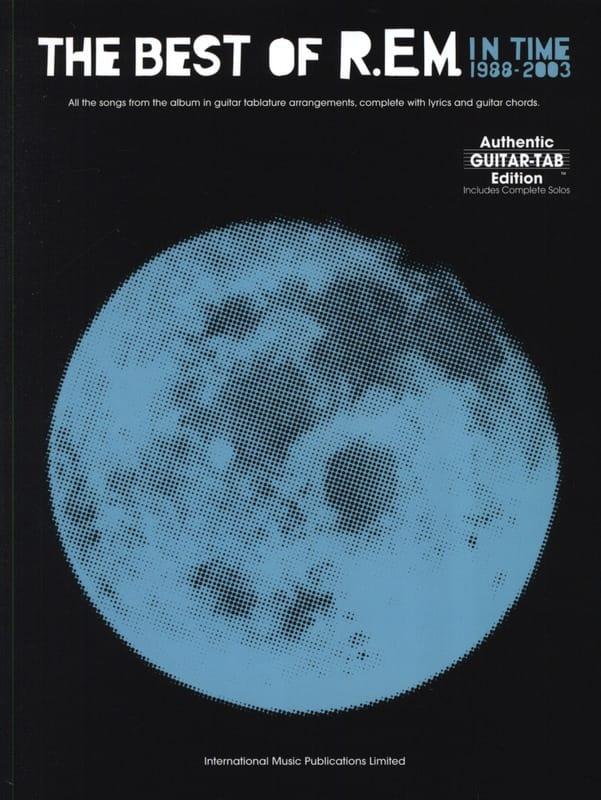 The Best Of R.E.M. In Time 1988-2003 - R.E.M. - laflutedepan.com