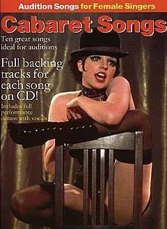 - Hearing Songs For Female Singers Cabaret Songs - Partition - di-arezzo.co.uk