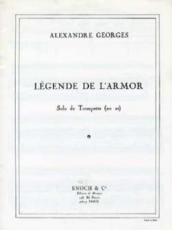 Légende de L' Armor - Alexandre Georges - Partition - laflutedepan.com