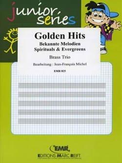 Golden Hits - Partition - Ensemble de cuivres - laflutedepan.com