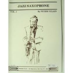 Jazz Saxophone Volume 2 - Peter Yellin - Partition - laflutedepan.com