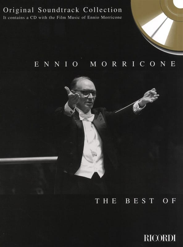 Ennio Morricone - The Best Of - Partition - di-arezzo.co.uk