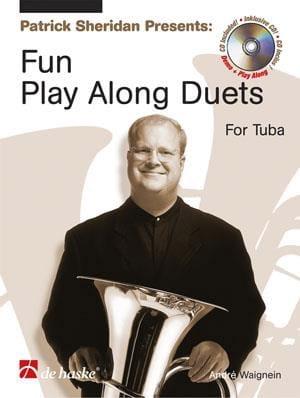 Fun Play Along Duets For Tuba In C - André Waignein - laflutedepan.com