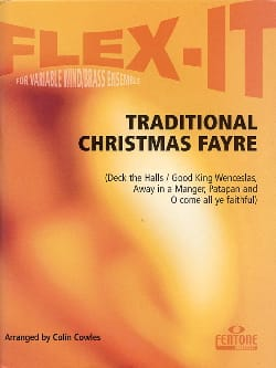 Traditional Christmas Fayre - Partition - laflutedepan.com