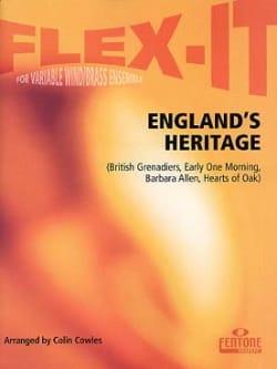 England's Heritage - Partition - ENSEMBLES - laflutedepan.com