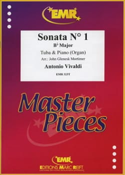 VIVALDI - Sonata No. 1 In Bb Major - Partition - di-arezzo.co.uk