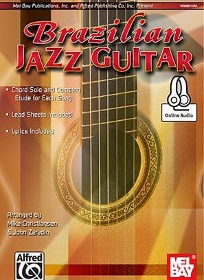 Brazilian Jazz Guitar Book - Partition - laflutedepan.com