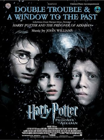 Harry Potter - Double Trouble & A Window To The Past - laflutedepan.com