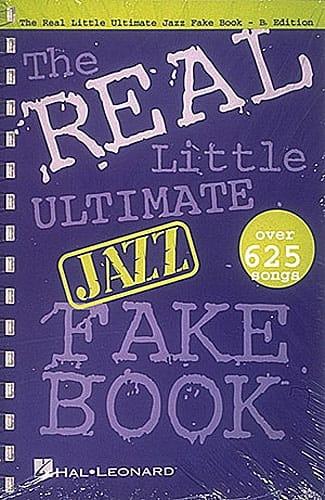 The Real Little Ultimate Jazz Fake Book - laflutedepan.com