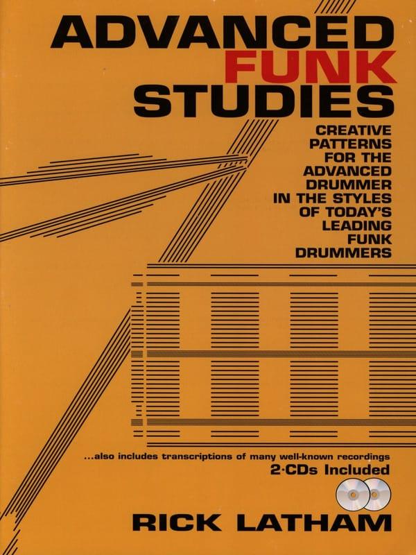 Advanced Funk Studies - Rick Latham - Partition - laflutedepan.com