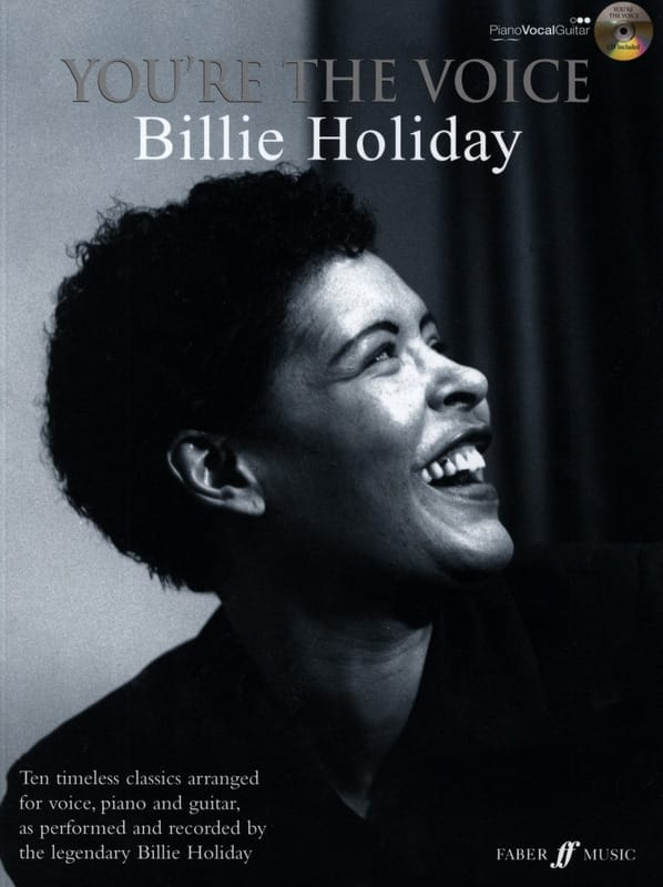 You're The Voice - Billie Holiday - Partition - laflutedepan.com