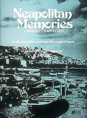 Neapolitan Memories - Partition - laflutedepan.com