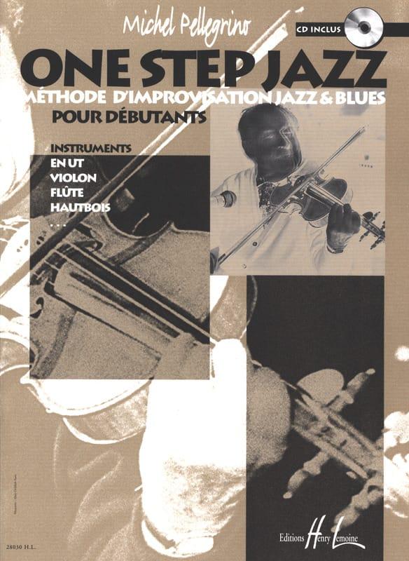 Michel Pellegrino - One Step Jazz - Partition - di-arezzo.com