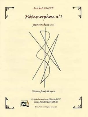 Michel Hulot - Metamorphosis N ° 1 - Partition - di-arezzo.com