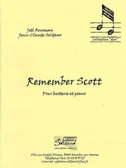 Remember Scott... - laflutedepan.com