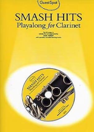Guest Spot - Smash Hits Playalong For Clarinet - laflutedepan.com