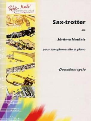 Sax-Trotter - Jérôme Naulais - Partition - laflutedepan.com