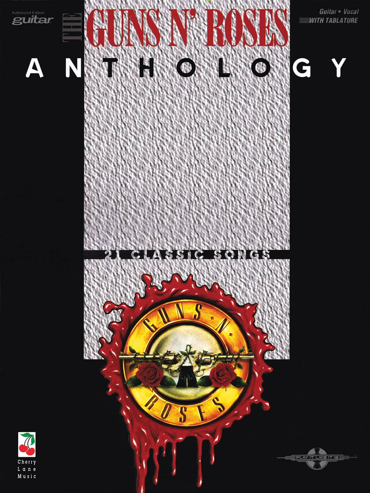 Guns N' Roses - Anthology - Partition - di-arezzo.co.uk