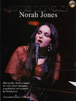 Norah Jones - Tu eres la voz - Partition - di-arezzo.es