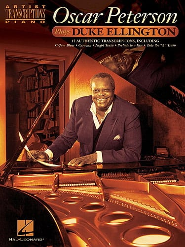 Oscar Peterson - Oscar Peterson Plays Duke Ellington - Partition - di-arezzo.co.uk