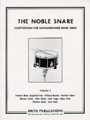 - The Noble Snare Volume 2 - Partition - di-arezzo.co.uk