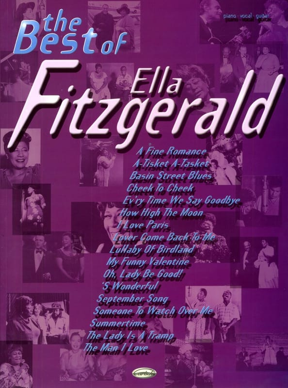 Ella Fitzgerald - The Best Of Ella Fitzgerald - Partition - di-arezzo.co.uk