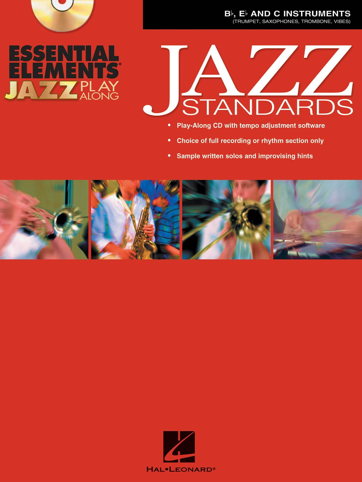 Essential Elements Jazz Standards. Bb, Eb & C - laflutedepan.com