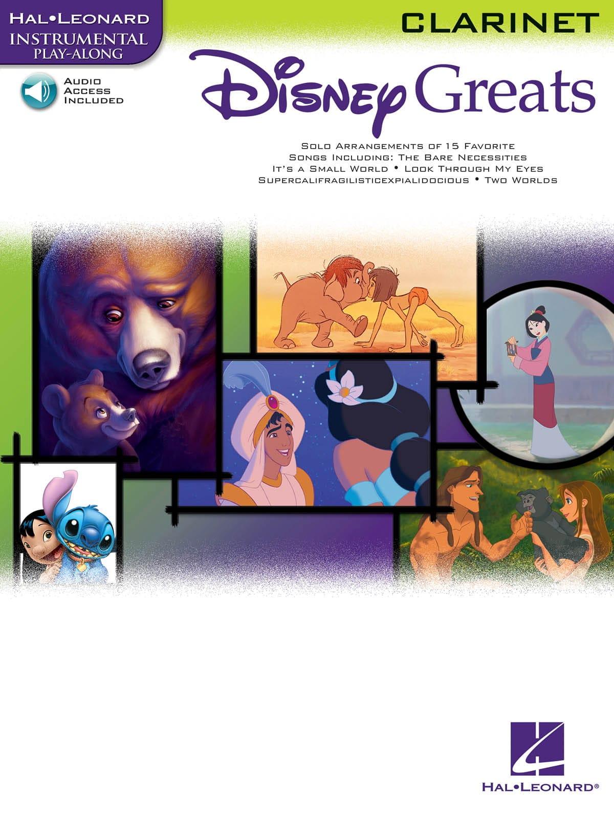 DISNEY - Disney greats - Partition - di-arezzo.fr
