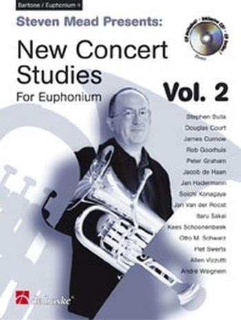 New Concert Studies Volume 2 Sol - Partition - laflutedepan.com