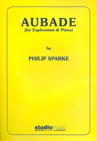 Philip Sparke - Aubade - Partition - di-arezzo.co.uk