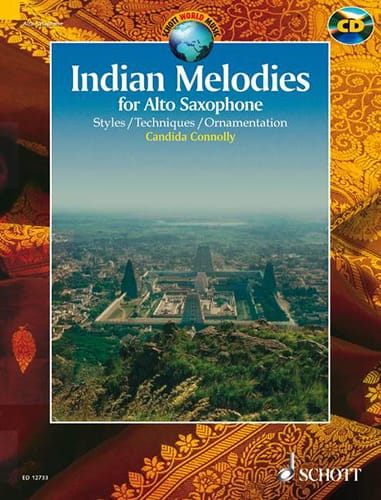 Candida Connolly - Indian Melodies - Partition - di-arezzo.co.uk