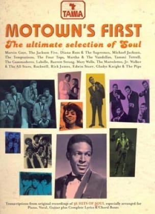 Motown's First - Partition - Pop / Rock - laflutedepan.com