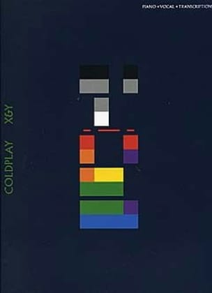 Coldplay - X - Y - Partition - di-arezzo.it