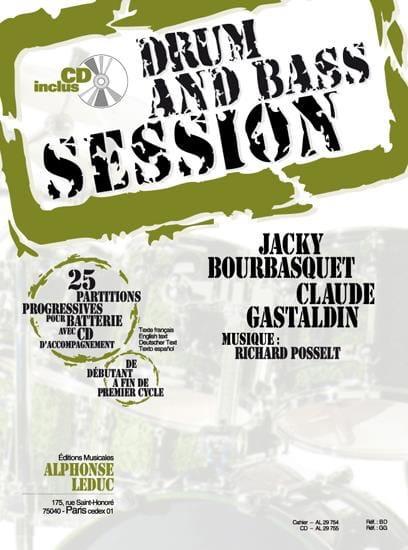 Drum and bass session - laflutedepan.com