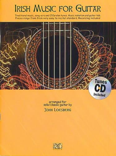 John Loesberg - Música irlandesa para guitarra - Partition - di-arezzo.es