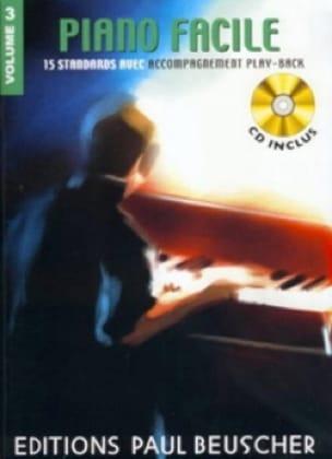 - Easy Piano Volume 3 - Partition - di-arezzo.co.uk