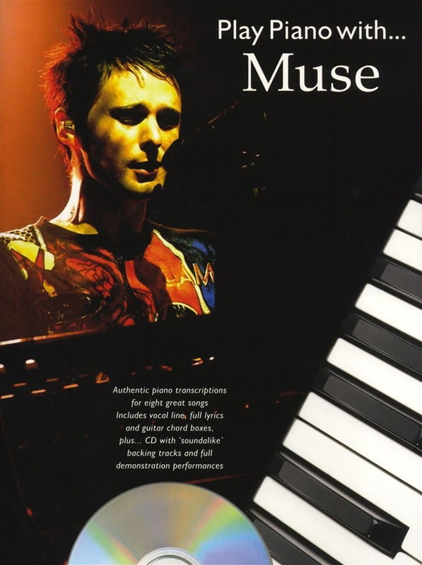 Play Piano With... Muse - Muse - Partition - laflutedepan.com
