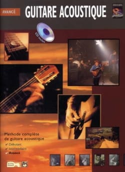 Greg Horne - Acoustic Guitar - Advanced French Edition - Partition - di-arezzo.co.uk