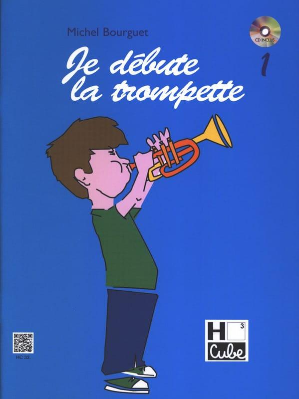 Je débute la trompette - Michel Bourguet - laflutedepan.com